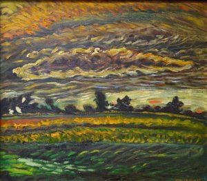 Hubert Davis exhibit_landscape